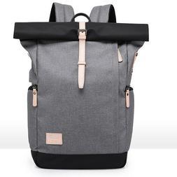 2019 KAKA Laptop Backpacks 15.6/16 Inch Men Women Large Roll
