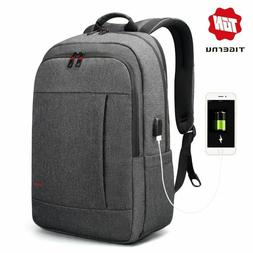 2019 USB Bagpack 15.6 to 17inch Laptop Backpack For Women Me