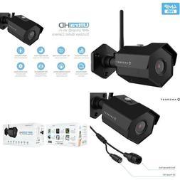Amcrest 4Mp Ip Camera Wifi Ultrahd Wireless Outdoor Security