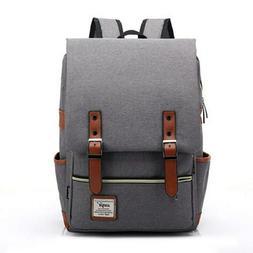Anti Theft Usb Laptop Backpack Large Capacity Unisex Travel