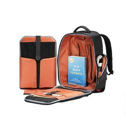 Everki Atlas backpack Black,Orange