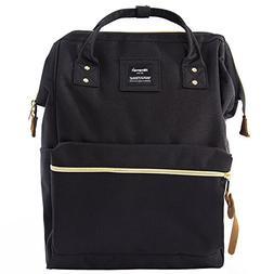 Himawari Travel Backpack Large Diaper Bag School multi-funct