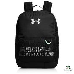 Under Armour Backpack For Boys Black High School Travel Recr