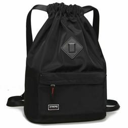 Backpack Outdoor Sports Drawstring Bag Fitness Bags Travel B