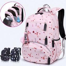 bagpack primary school book bags for teenage girls kids Free