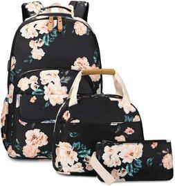CAMTOP School Backpack for Girls Teens High School Laptop Bo