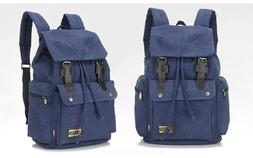 MAIBO canvas bagpack outdoor indoor casual bag