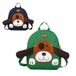 Cute Dog School Bag For Kids 2-11YO Boys Girls Kindergarten