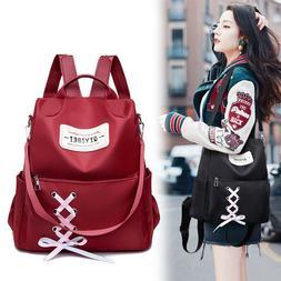 Fashion New Hot Women Backpack Korean Girls School Bag Bookb