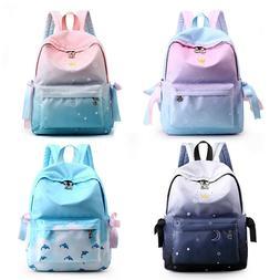 Women Backpack Bling School Bag Bookbag Travel Bagpack for G