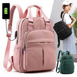Fashion Women Backpack for Teenage Girls Female Lady School