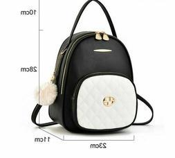 Girls Fashion Cute Backpack Teenager Small Bagpacks Female P