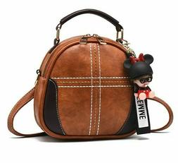 Girls Multifunction Bagpacks Fashion Shoulder Bag Crossbody