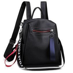 High Quality Youth Travel Rucksack School Book Bag Women Sma