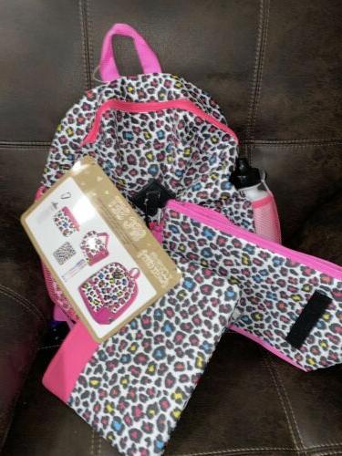 7 piece girls bagpacks