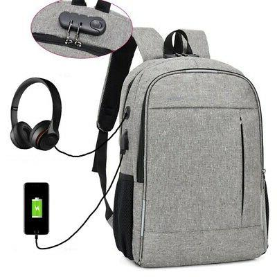 Anti USB Laptop Bagpack Bag for Me