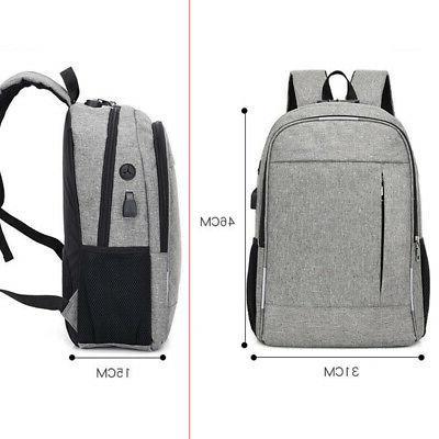 Anti USB Bagpack Travel Bag for