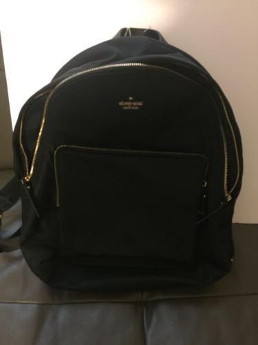 Auth Women's Kate Spade Black Bagpack