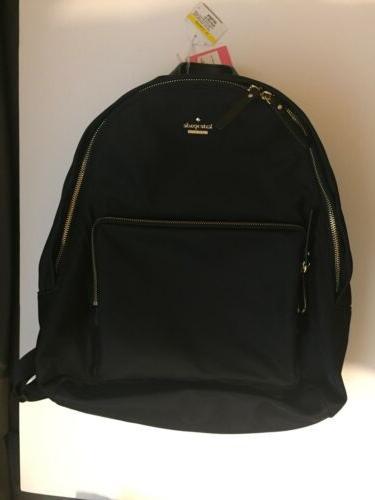 auth womens black bagpack 258
