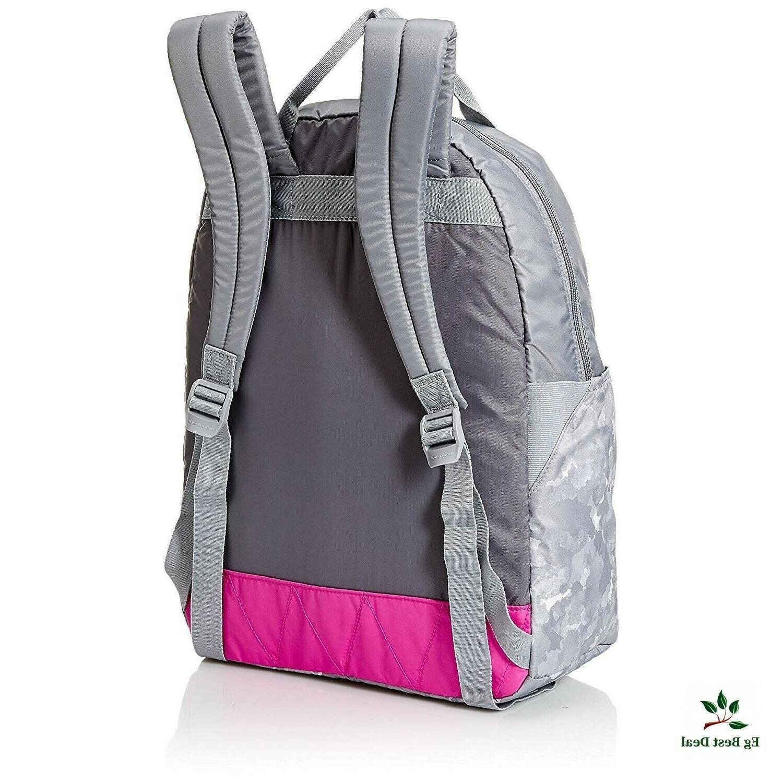 Under Backpack Girls Grey High Laptop NEW
