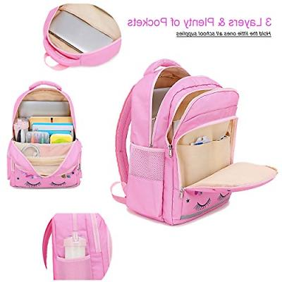 CAMTOP Backpack for Girls School Lunch