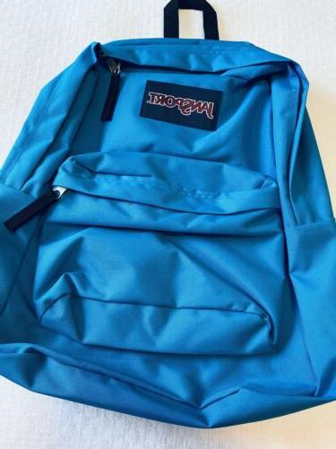 backpack t501 turquoise superbreak lightweight new padded