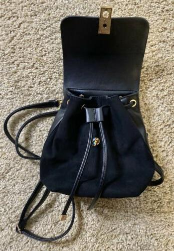 Aldo Purse Mini Leather/suede Backpack Bagpack New!