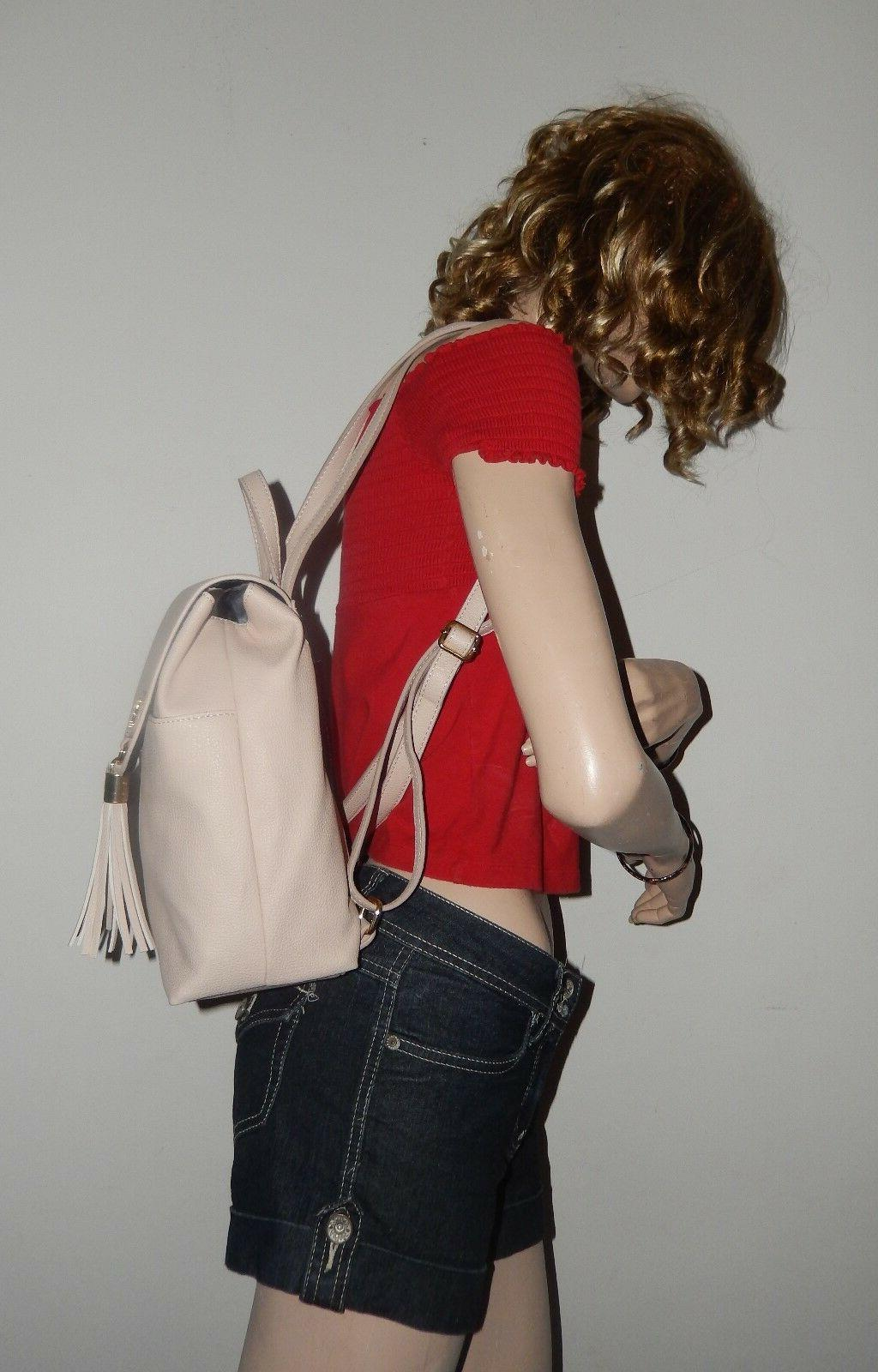 TOMMY HILFIGER BAGPACK IN CREAM