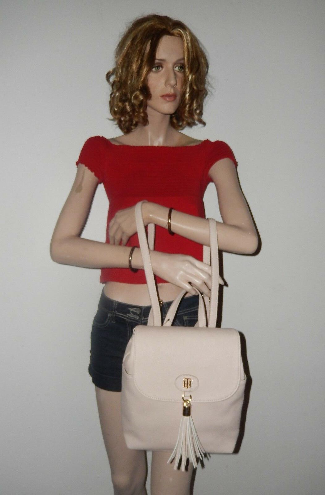 TOMMY IN CREAM NWT