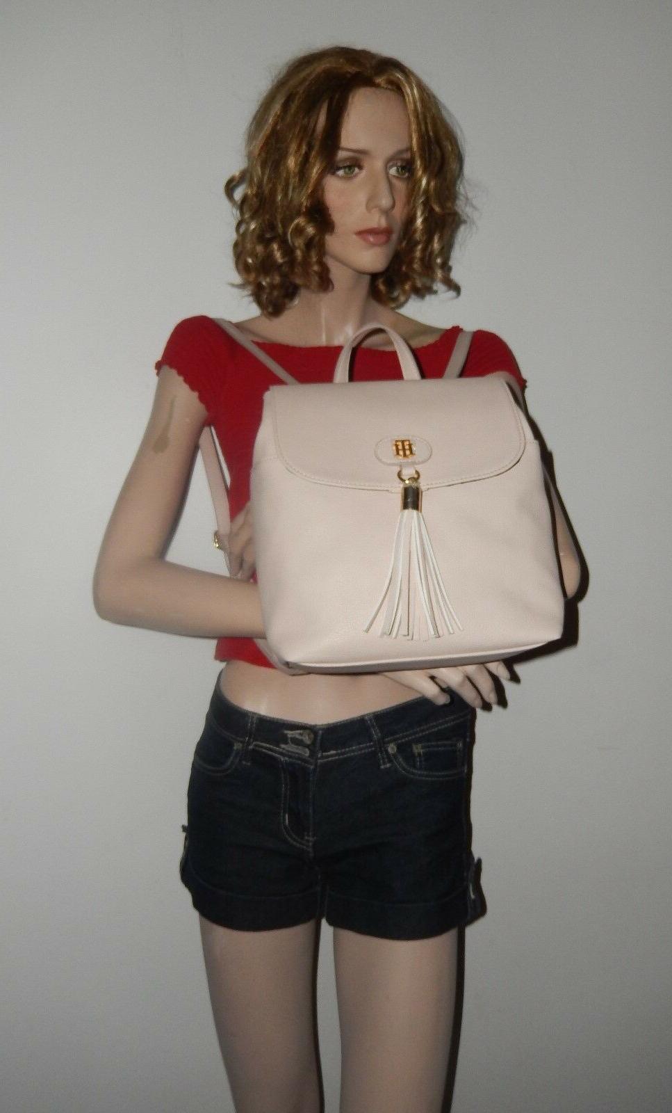 bagpack bag in cream nwt