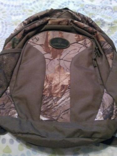 bagpack camouflage kids or youth size