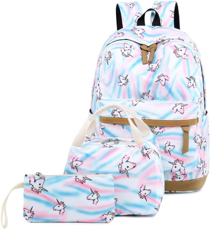 Camtop Teens Backpack For School Girls Kids School Bookbag S