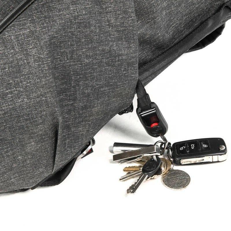 Peak Everyday Back Pack Bagpack for DSLR Cameras Grey