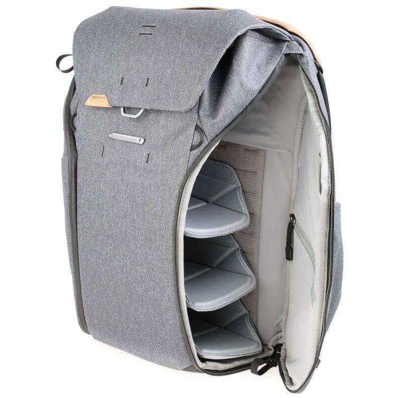 Peak Everyday Backpack V2 Photo - Charcoal