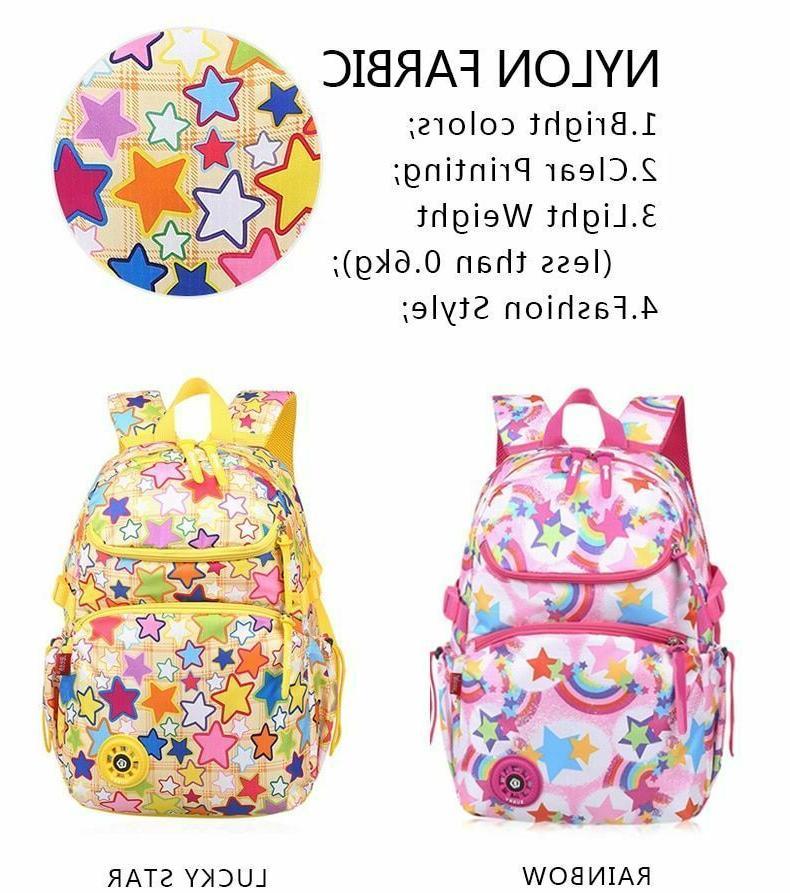 Girls Backpack Bag Star
