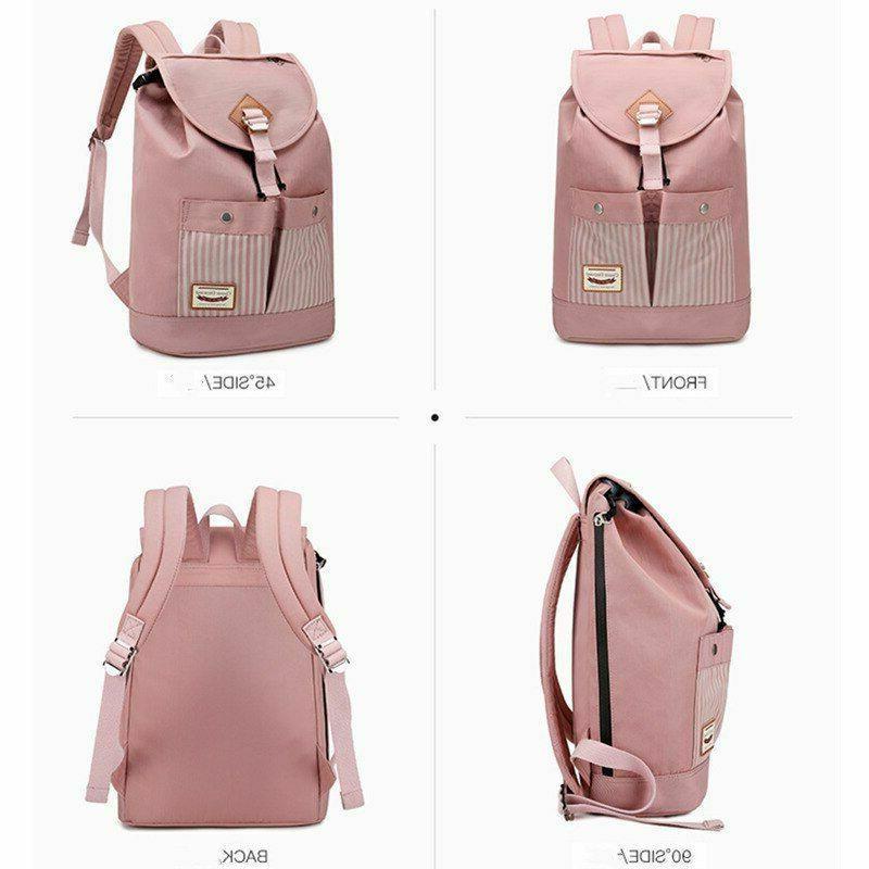 Girls College Schoolbag Supply Travel School Bags Tools