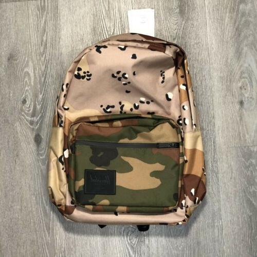 Herschel Supply Co. Quiz Backpack Camo Laptop Slot