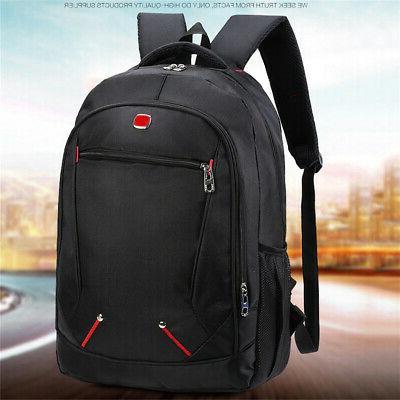Men's Large Bagpack Laptop Nylon School Bags