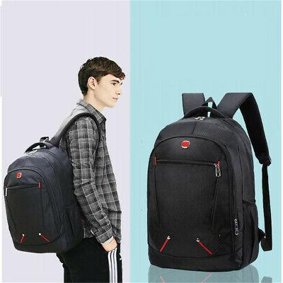 Men's Capacity Bagpack Back Nylon School
