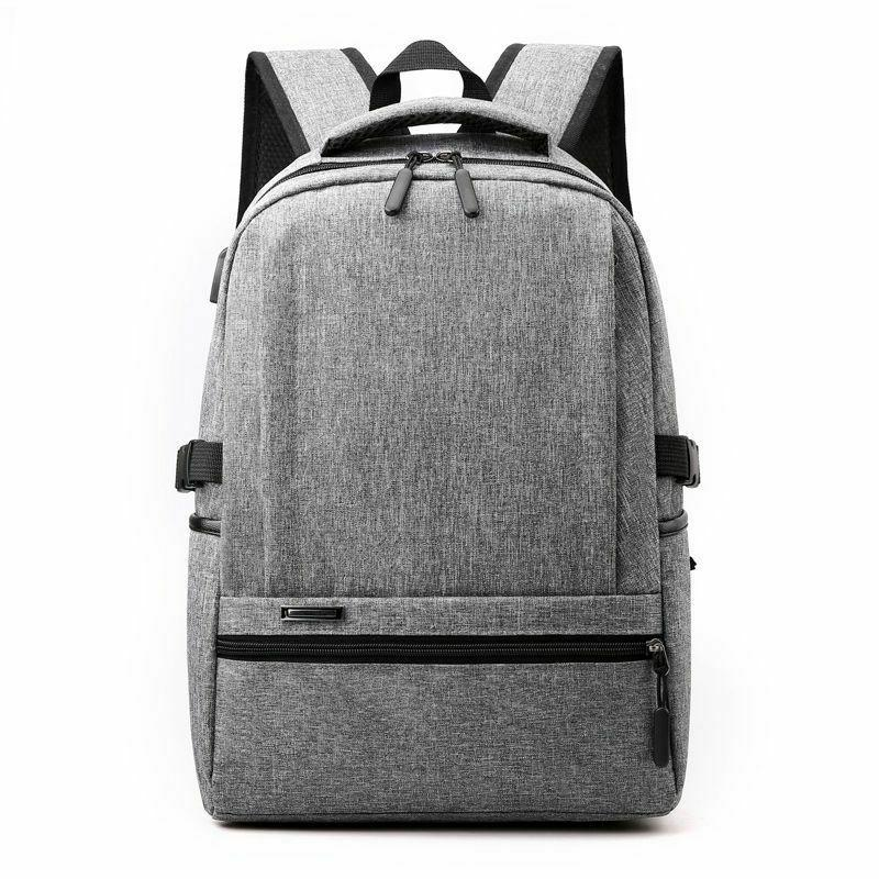 mens bagpack school bag laptop case storage
