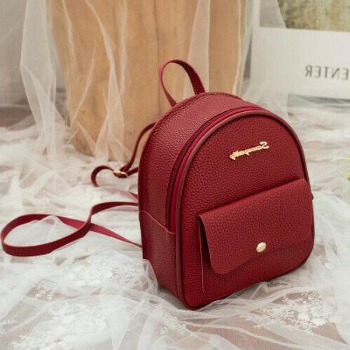 Mini Backpack Multi-Function Small Bagpack