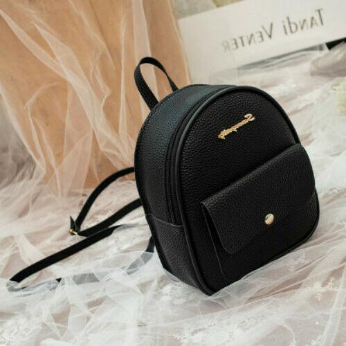 Mini Leather Bag Multi-Function Small