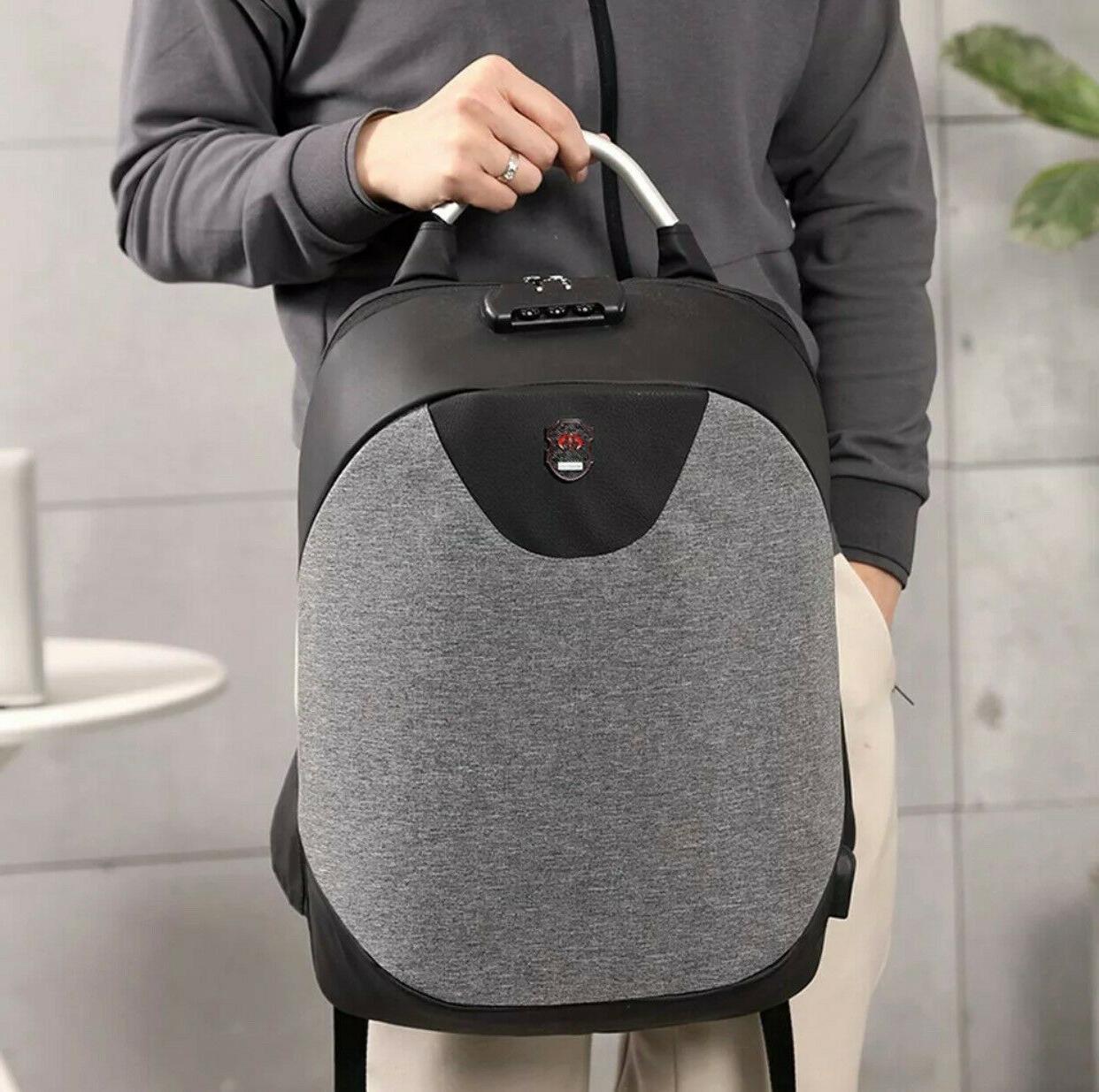 new anti theft smart bagpack