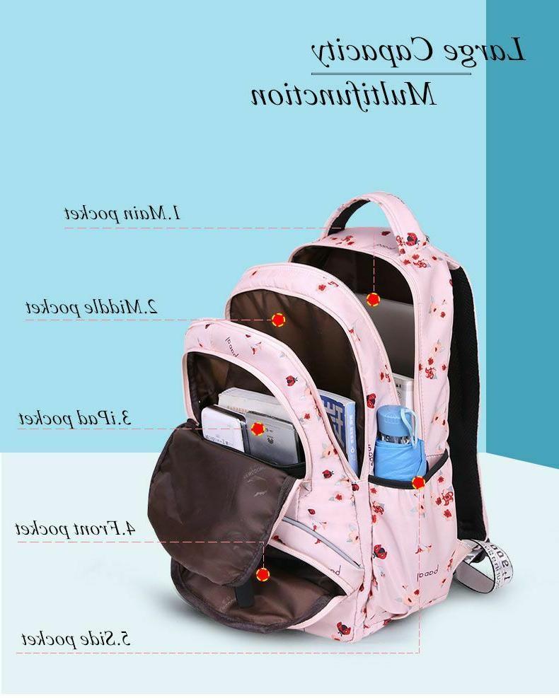 New Student Waterproof bagpack kids