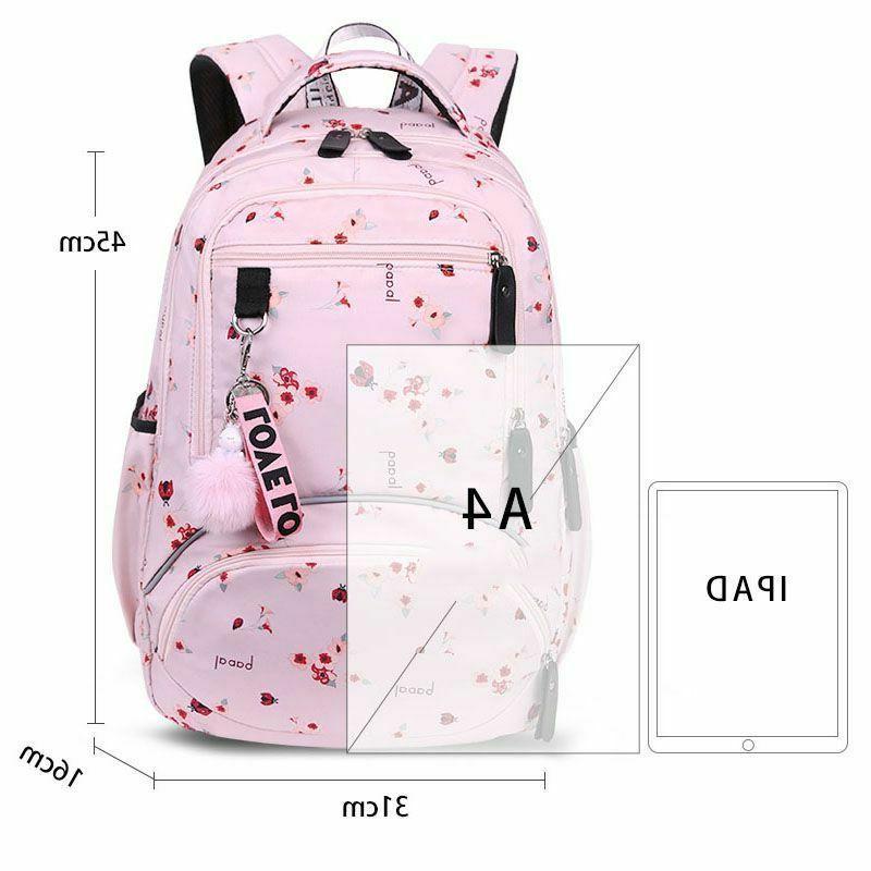 New Large schoolbag Student School Waterproof