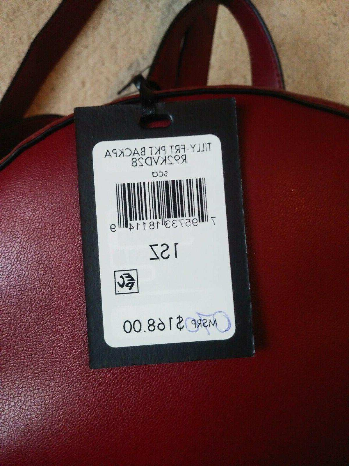 New DKNY bagpack deep color