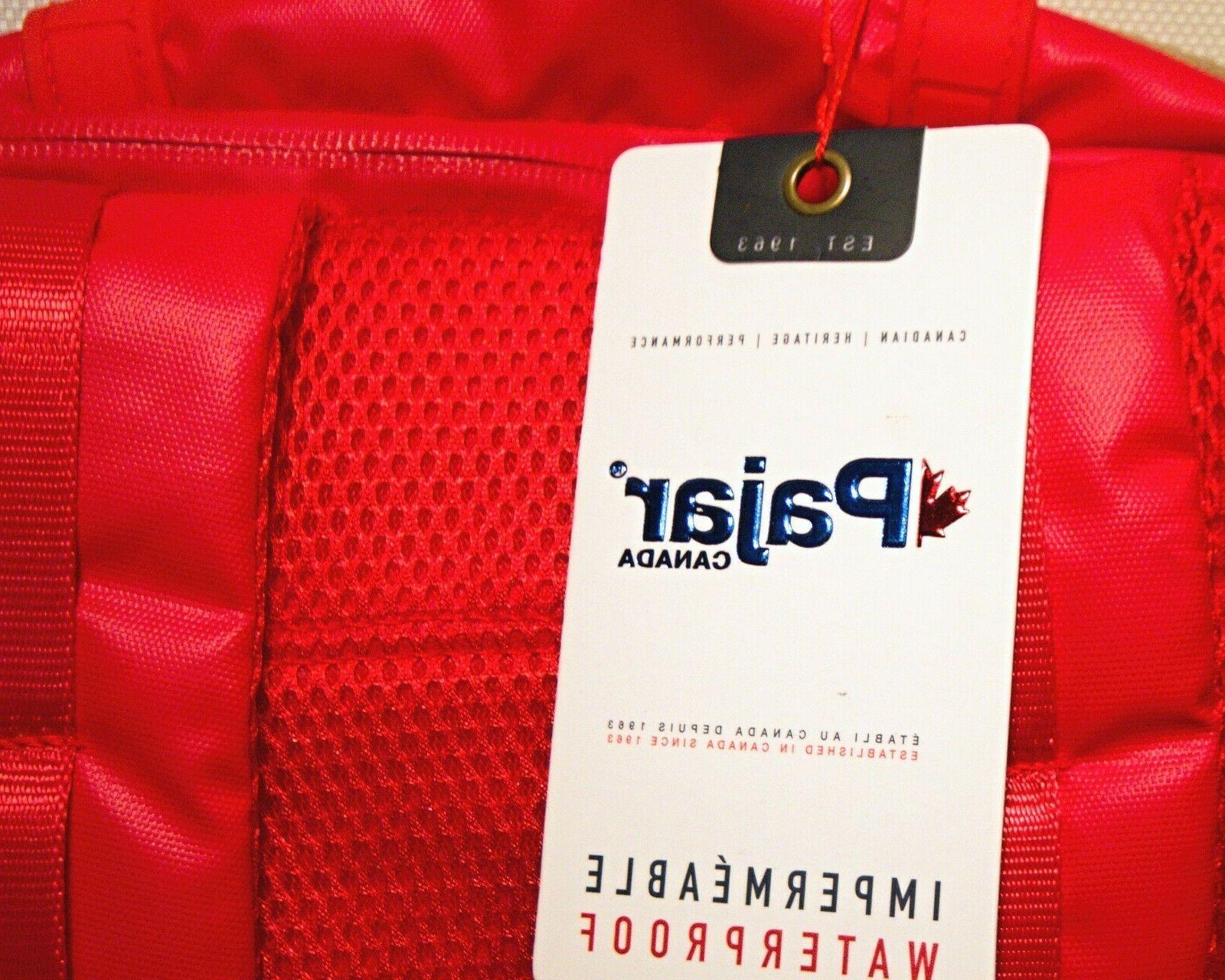 Pajar bagpack for men-Red