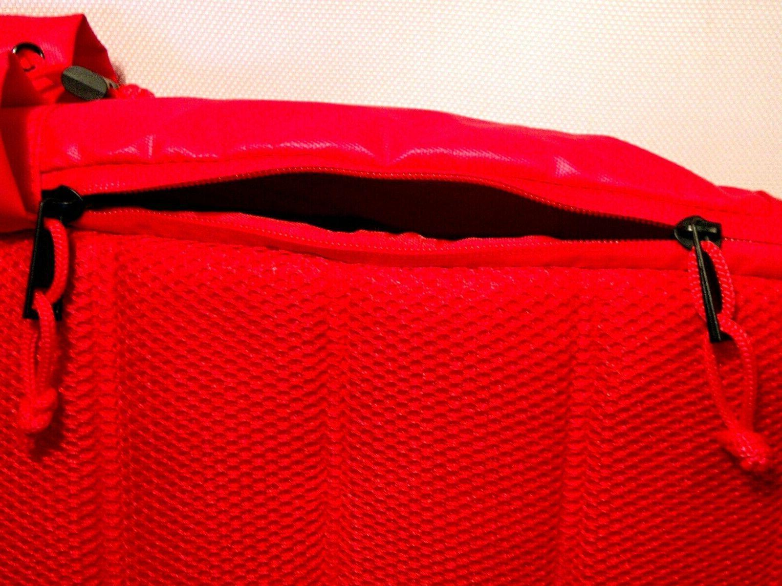 Pajar waterproof bagpack men-Red