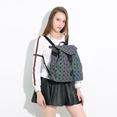Rainbow Backpack with Strings Women - Shoulder