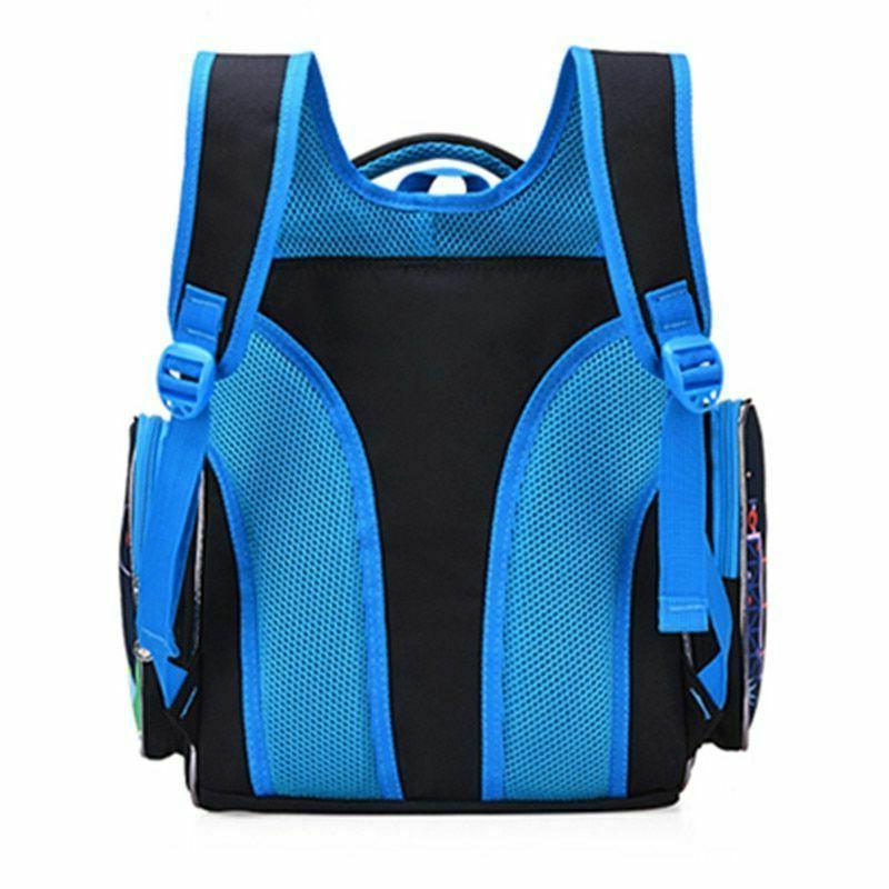 Unisex Kids Bags Print Schoolbags
